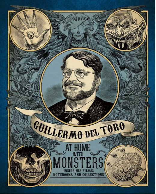 Book: Guillermo del Toro: At Home with Monsters