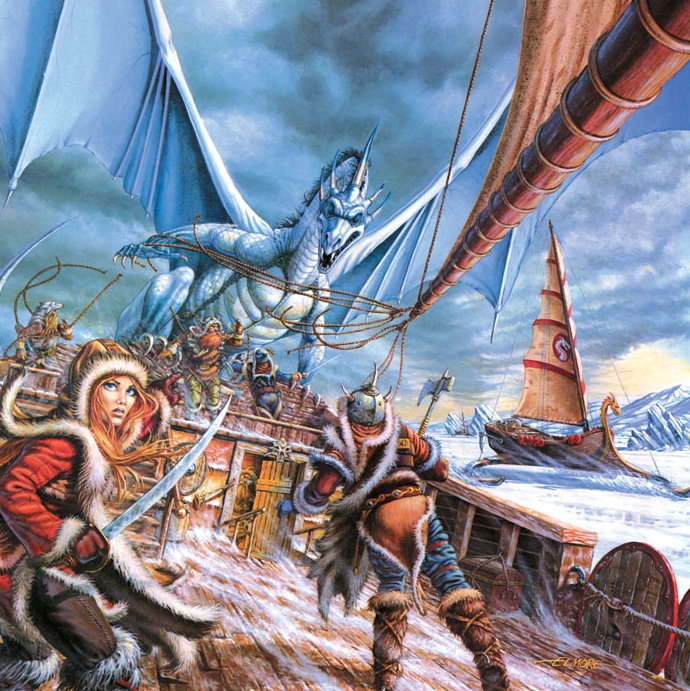 Art by Larry Elmore