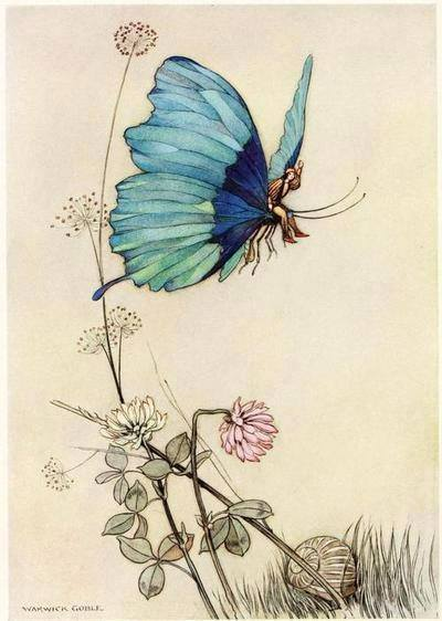 Art by Warwick Goble