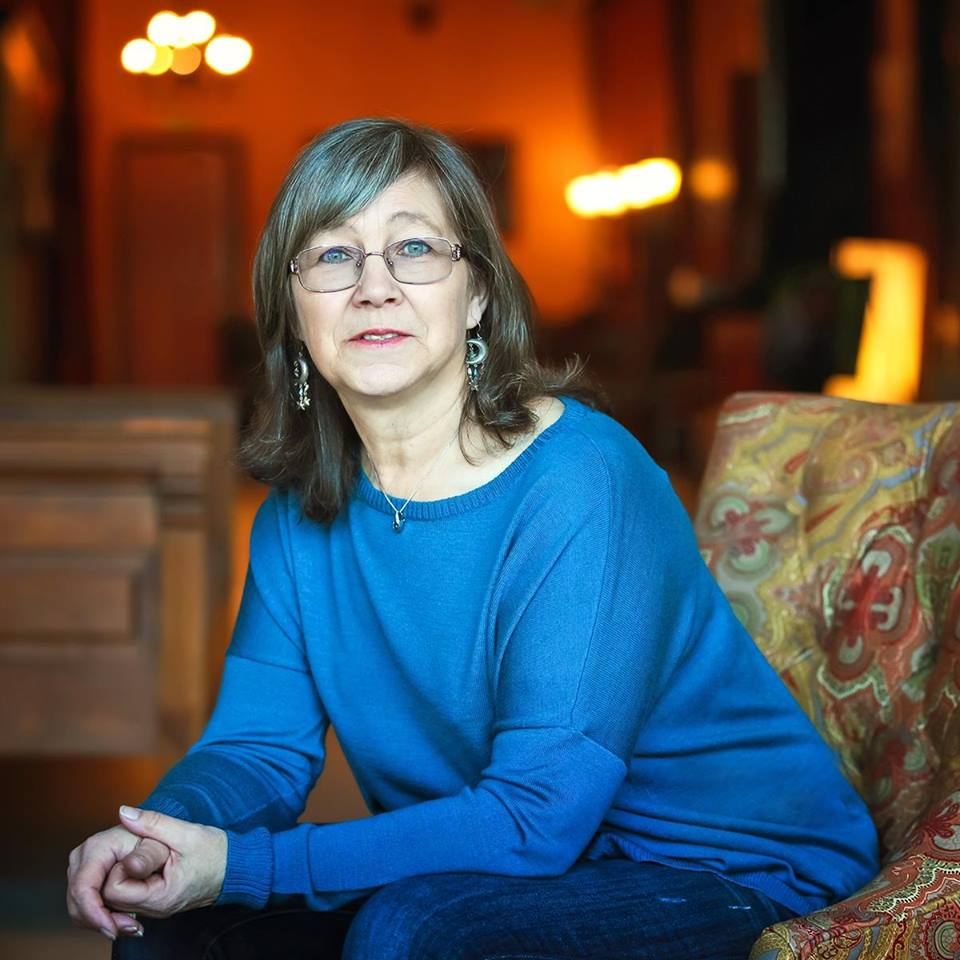 Robin Hobb - Photo source  here