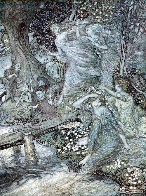 Art by Arthur Rackham