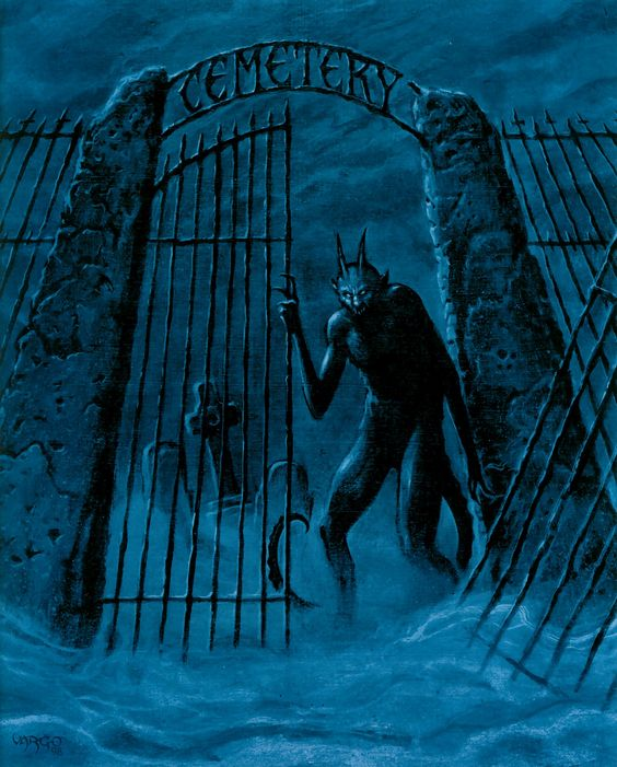 Gatekeeper ~ Joseph Vargo
