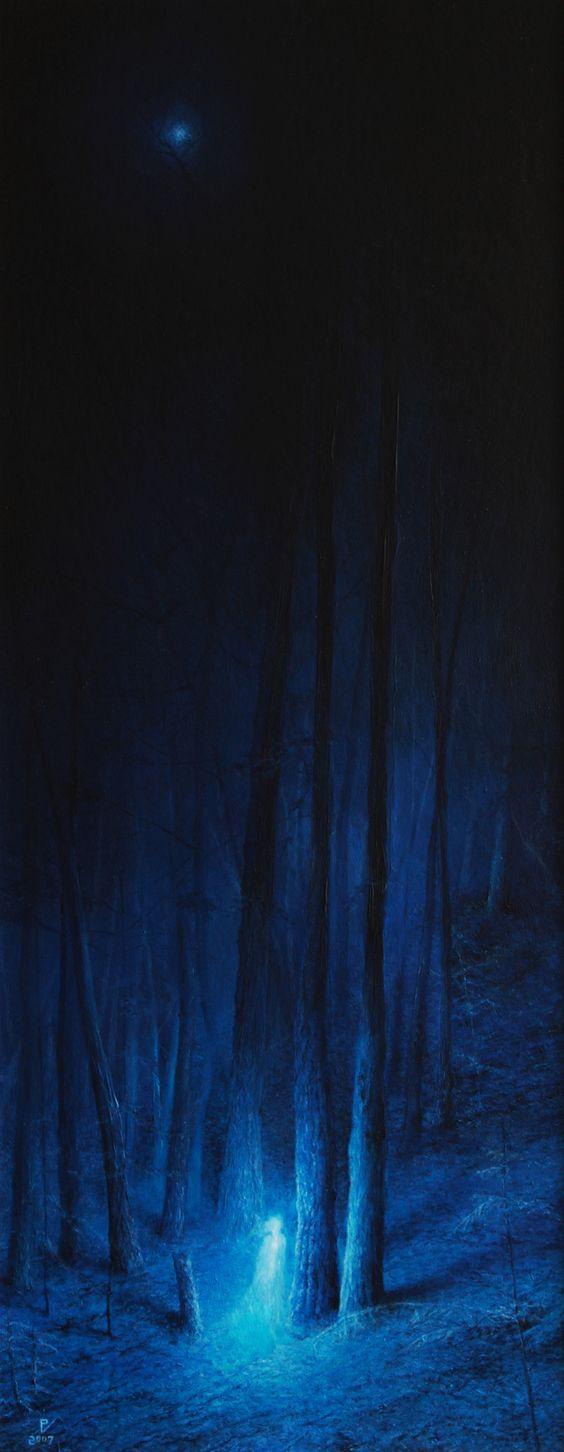 The Wood Spirit by VladislavPANtic.deviantart.com