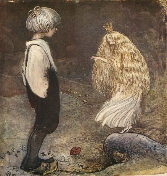 Art by John Bauer