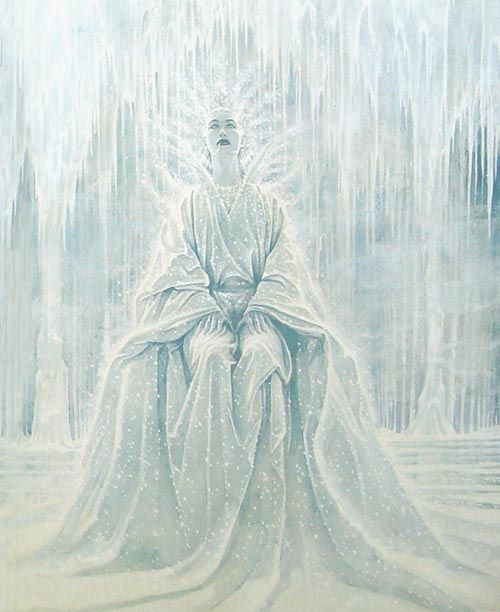 The Snow Queen by PJ Lynch