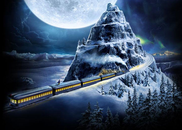 From The Polar Express movie