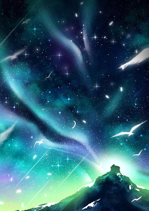 Art by https://erisiar.deviantart.com/art/Last-Known-Surroundings-595200144