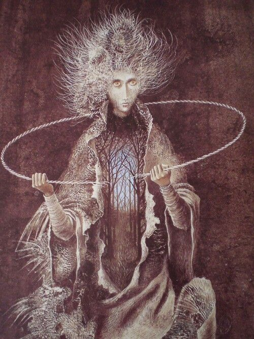 Αrt by Remedios Varo