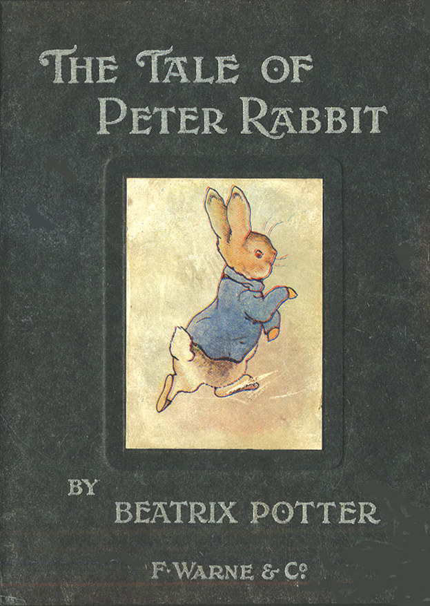First edition, 1902, source Wikipedia