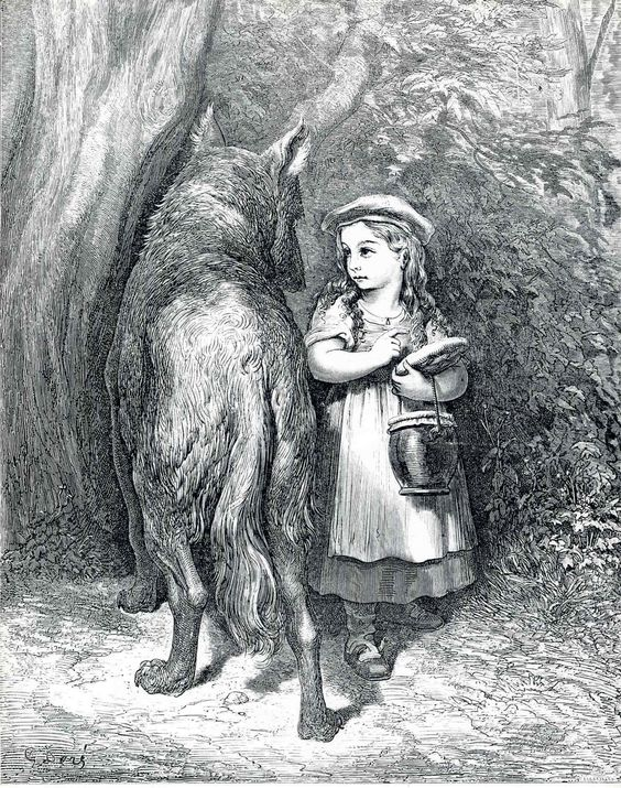 Art by Gustave Doré