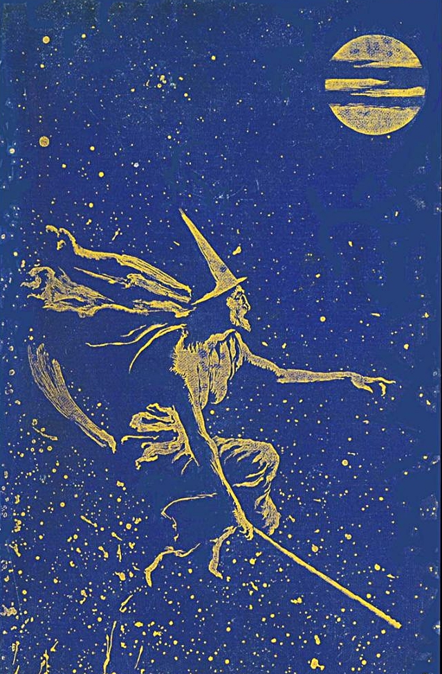 Blue Fairy book, 1st Edition