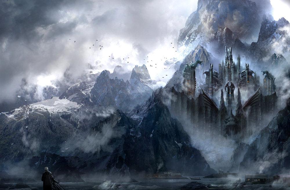 Dragonstone, Philip Straub