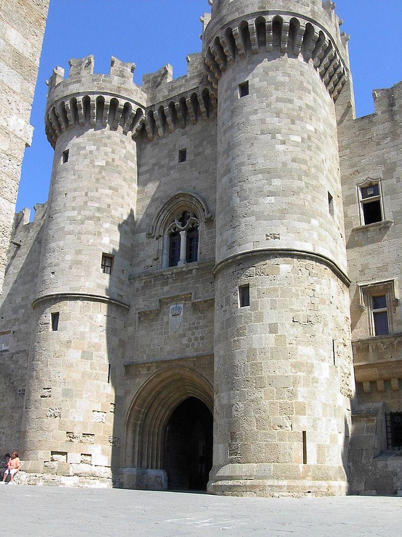 Κάστρο Ιπποτών - Πηγή φωτογραφίας  εδώ