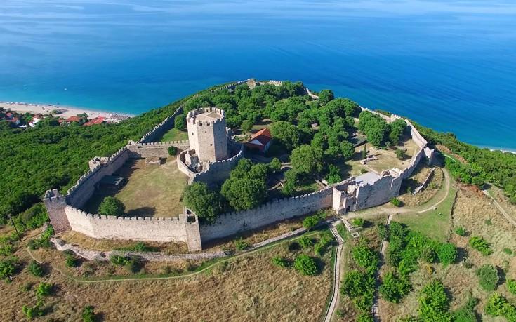 Κάστρο Πλαταμώνα - Πηγή Φωτογραφίας  Εδώ