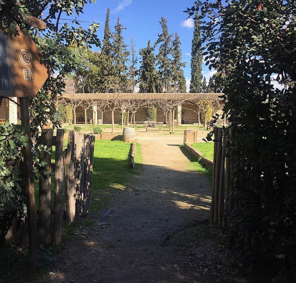 Κήπος με τις Μουριές