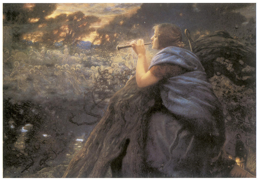Twilight Fantasies by Edward Robert Hughes