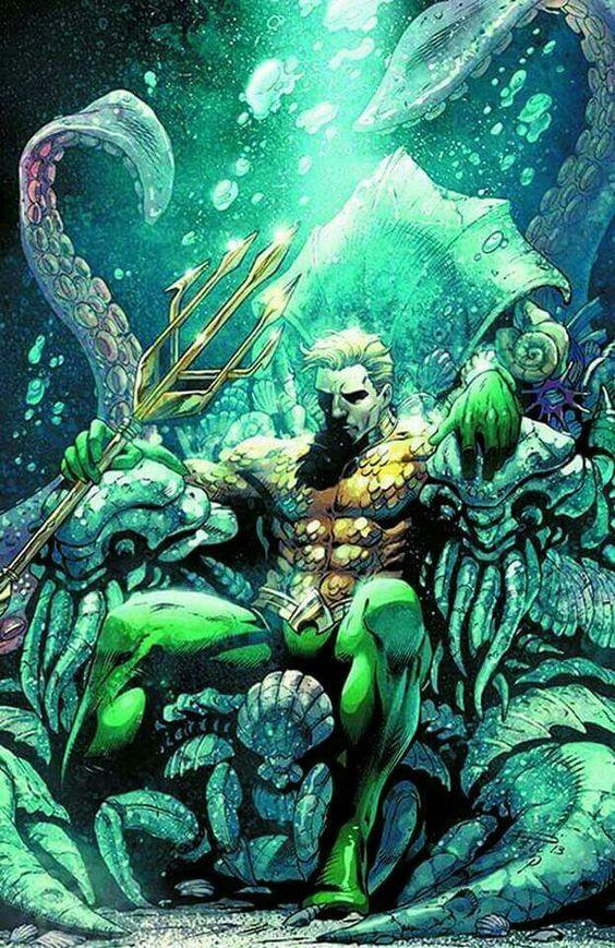 Aquaman by Paul Pelletier