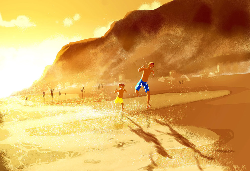 Art by https://www.deviantart.com/pascalcampion/