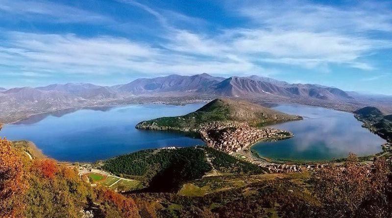 Kastoria Lake - Photo source  here