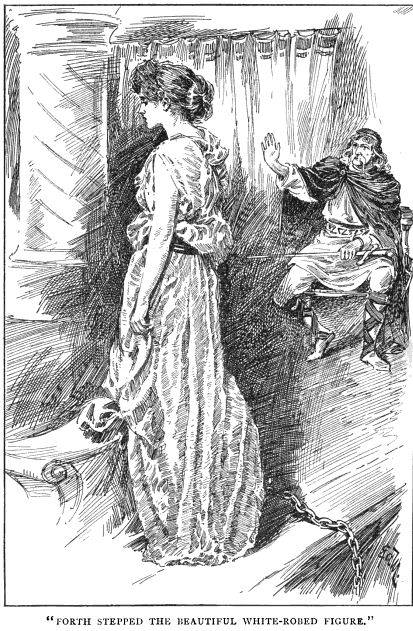 "E. A. Mason (illustr.) (1897) ""The Giantess and the Granite Boat"""