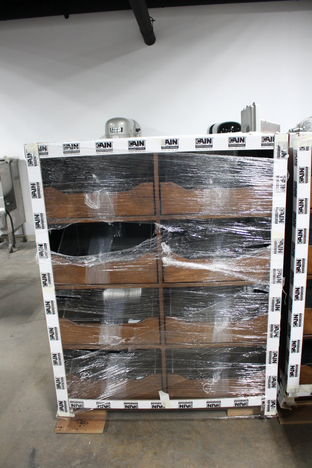 8 Drawer Bakery/Merch Display- $1,250.00