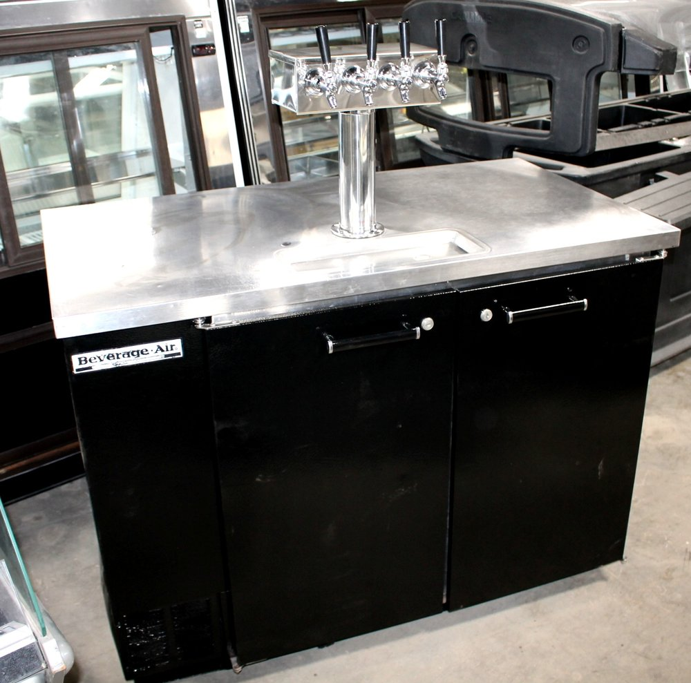 Beverage Air-1 Tower4Tap-$2,225.00