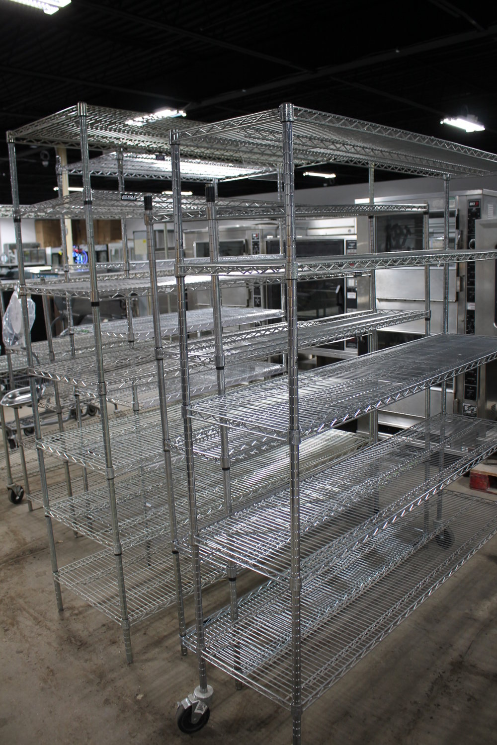 Metal Racks/Shelving All Sizes!