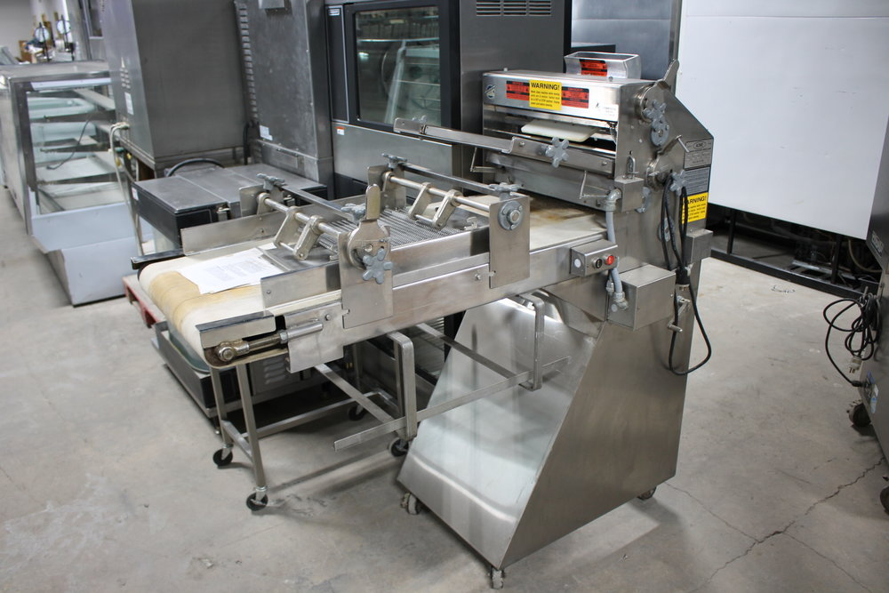 ACME BENCH DOUGH ROLLER-8-$4,950.00