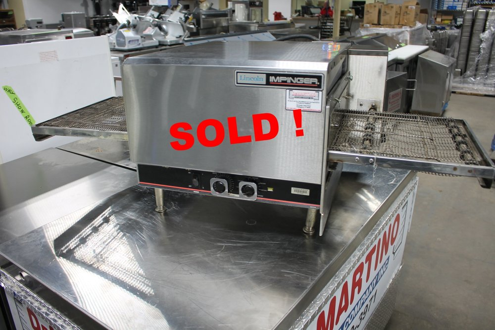 **SOLD** Lincoln Impringer- 1301-4- $Please Call $