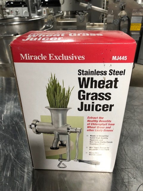 MJ445-Wheat Grass Juicer -Call