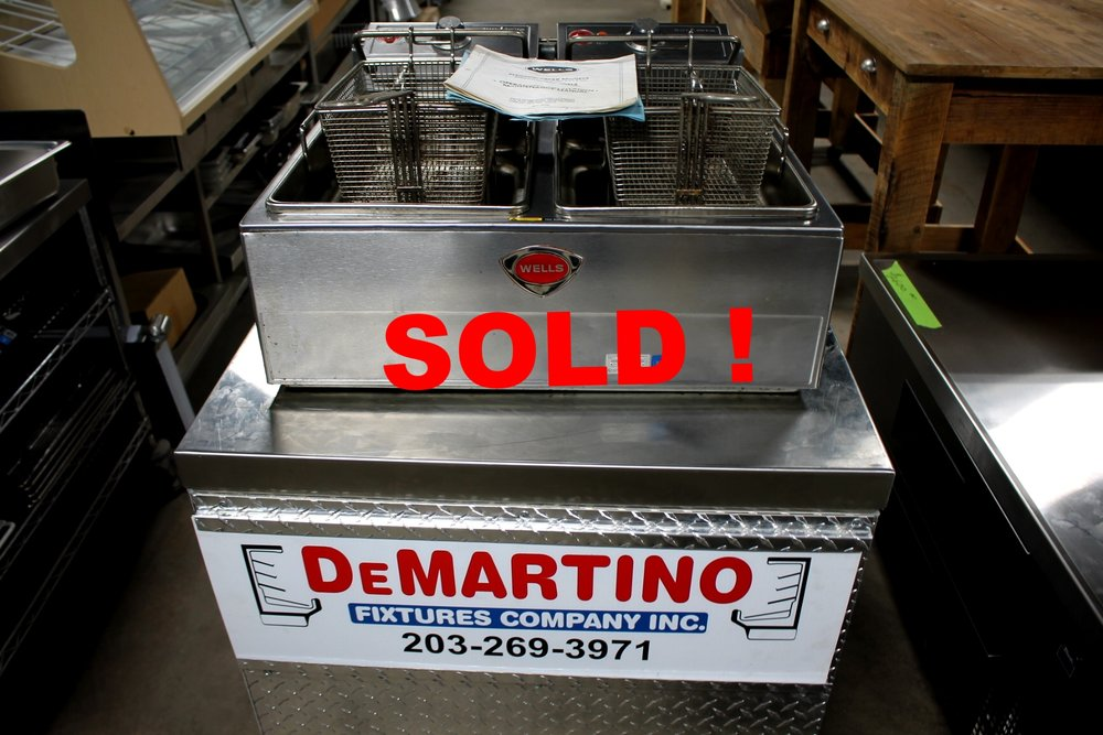 WELLS-F67 Fryer-$999.00