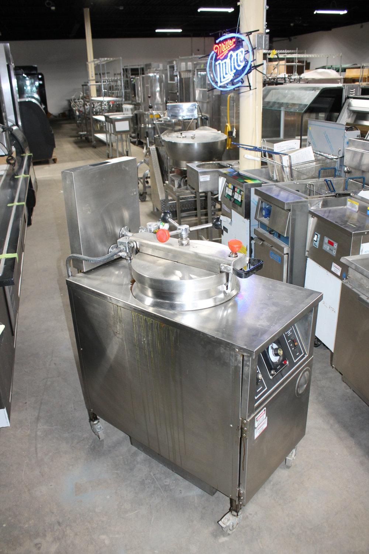 BKI   LPF-F48 Pressure Fryer- $ call