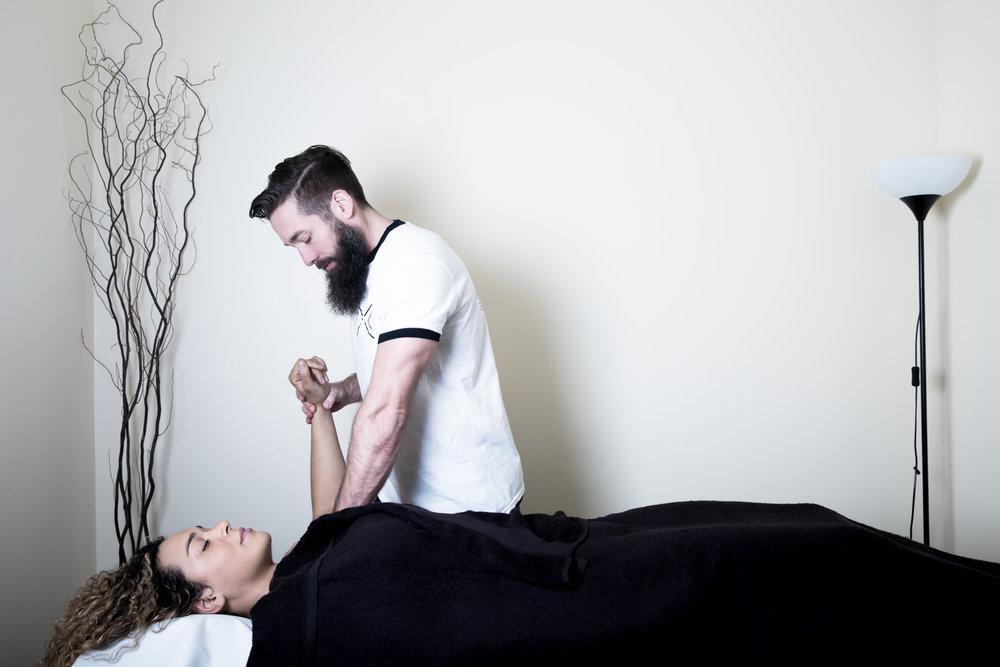 Tommy Cuff - sports massage - massage therapy - personal training