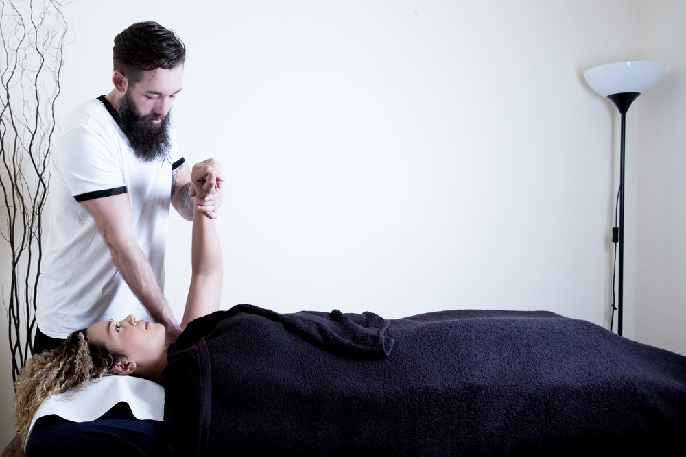 Tommy Cuff - sports massage - massage therapy - personal training 2