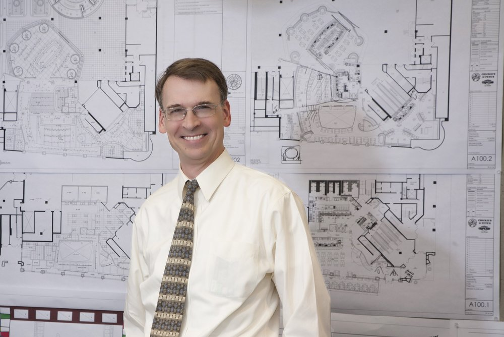 Kenneth DuBois, RA  Principal  Ken's expertise is in programming, planning and design for research facilities ranging from pharmaceutical and petrochemical R&D facilities to highly sophisticated clean room facilities. In the corporate commercial sector, a recent accomplishment is the Worldwide HQ for Endo Health Solutions. Ken has worked with clients including Unilife; Charles River Labs; Merck & Co., Pfizer; Wyeth; USDA, DEA, NIH, DOD; University of Pennsylvania School of Medicine, School of Engineering, School of Veterinary Medicine; Drexel University & Drexel University School of Medicine; and The Children's Hospital of Philadelphia. Ken is a registered architect and has a BArch from Roger Williams University. His work has been published in Laboratory Design Handbook.