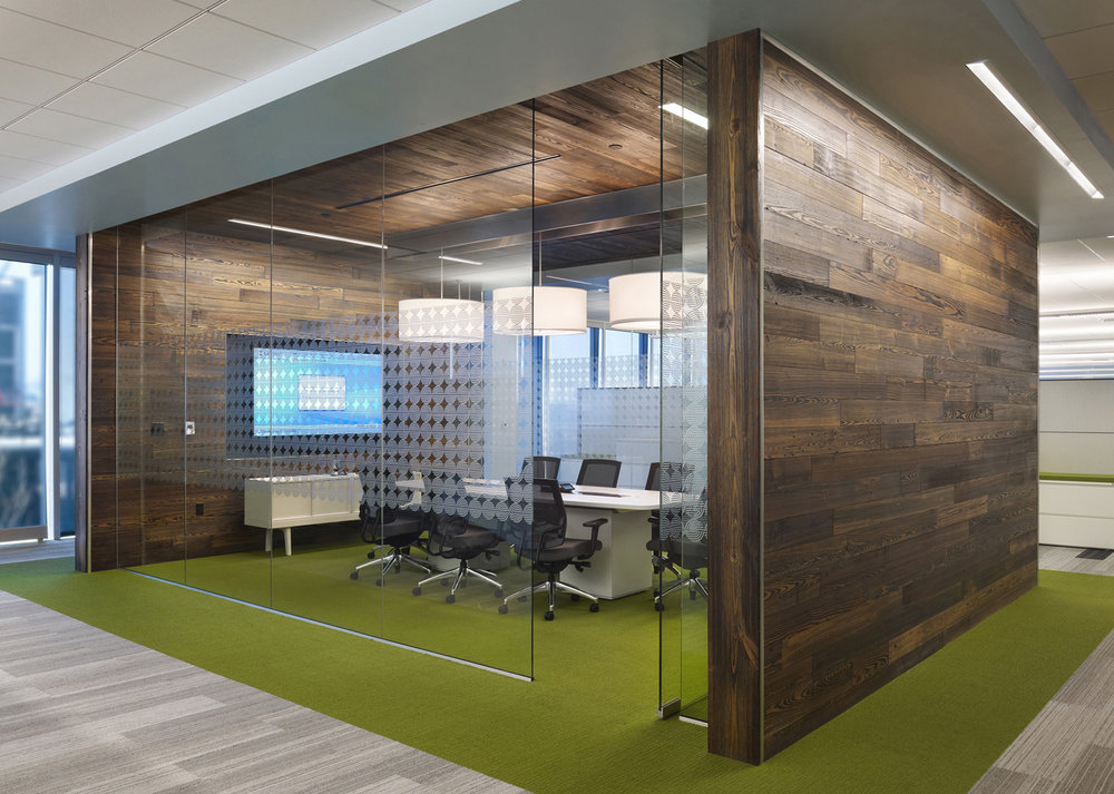 Iroko Pharmaceuticals  LEED-CI Gold (Commercial Interiors)