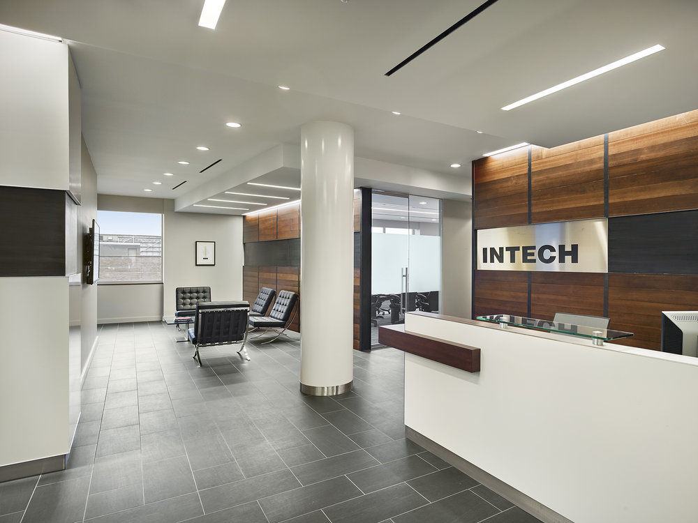 INTECH  LEED-CI Certified (Commercial Interiors)
