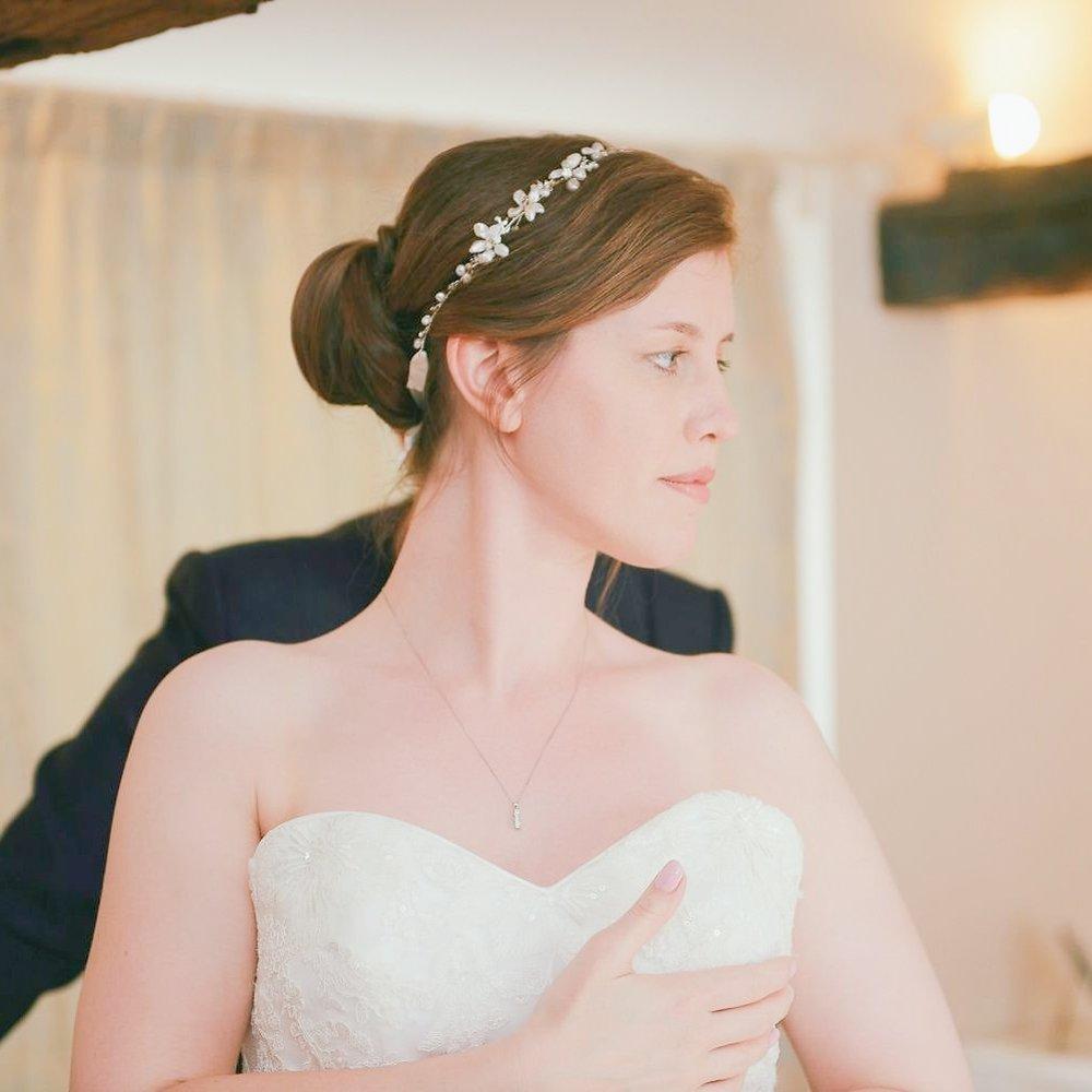 norfolk and suffolk wedding hairstylist