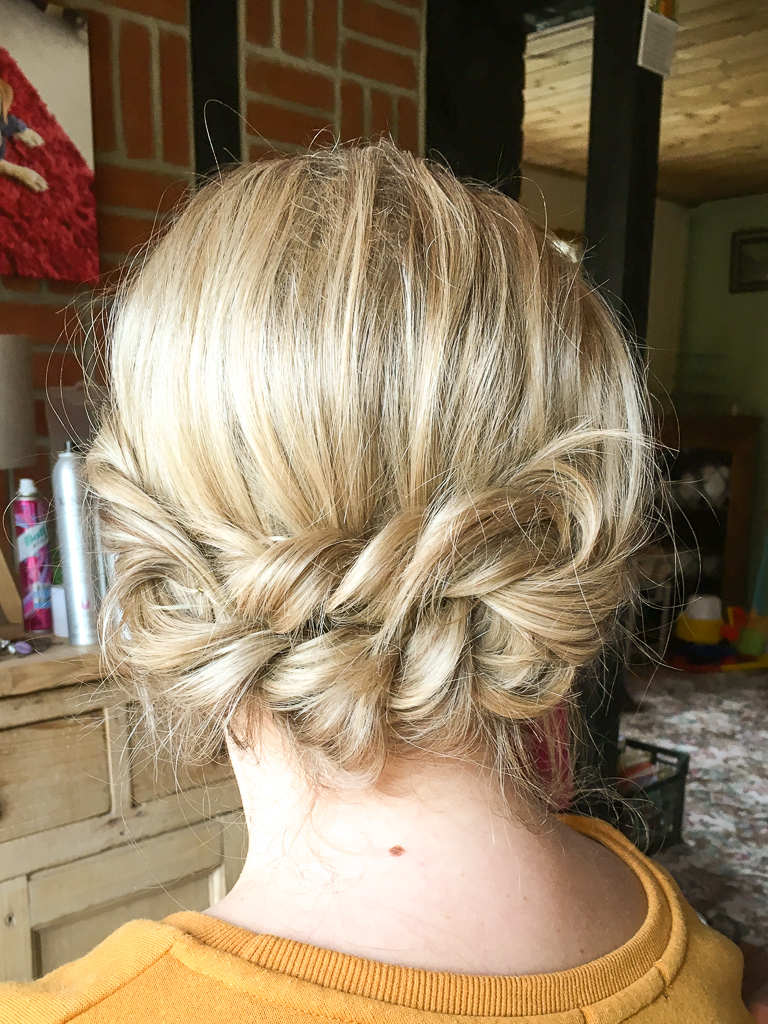 wedding hair, hair design by lisa
