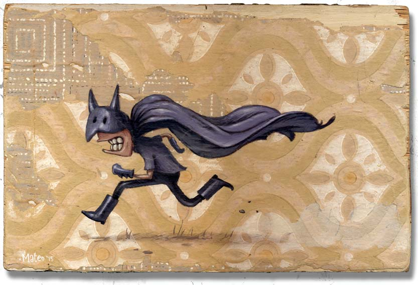 """Bat Ran"""