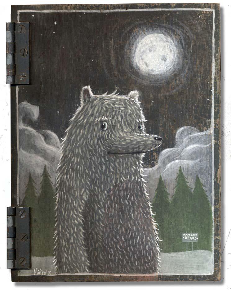 """""""Moon Bear"""""""