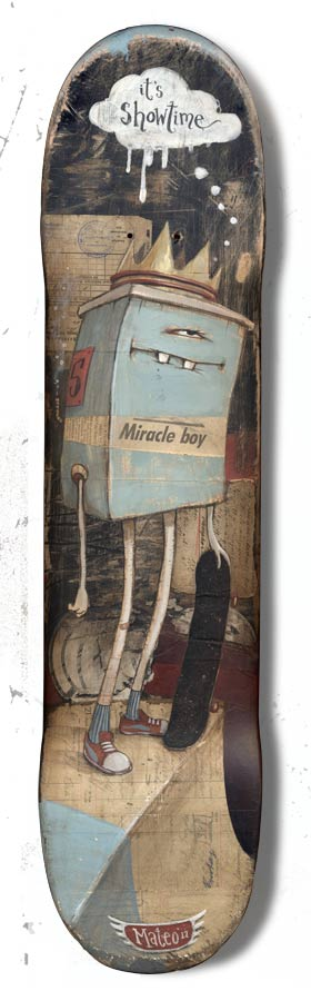 """Miracle Boy"""