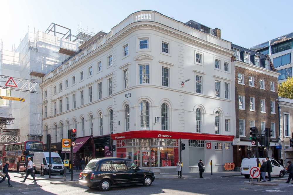 THE MOORGATE | LONDON    Apart-hotel lease