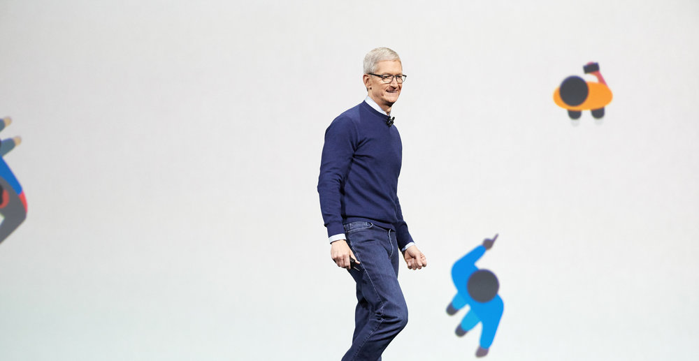 Apple CEO Tim Cook has confirmed the company is working on autonomous technology, possibly for a car.