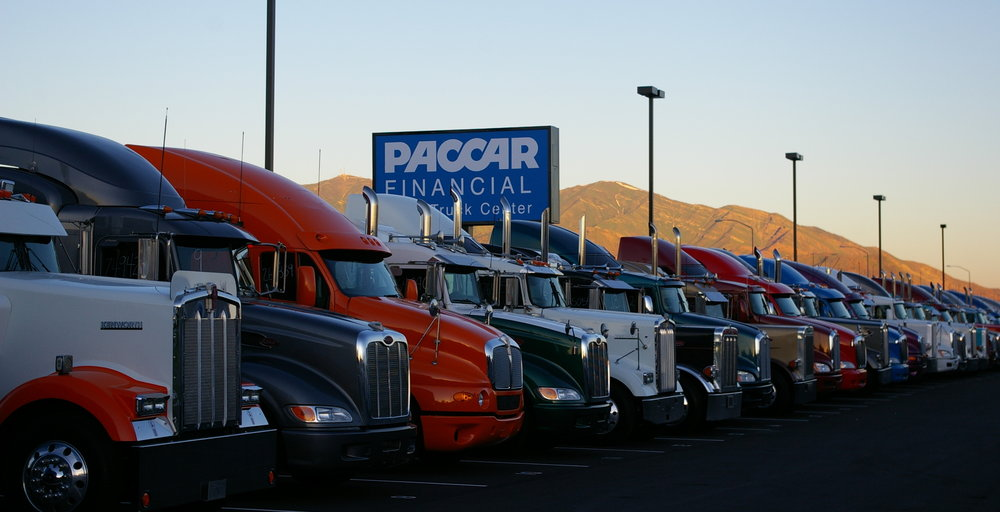 Paccar used truck center