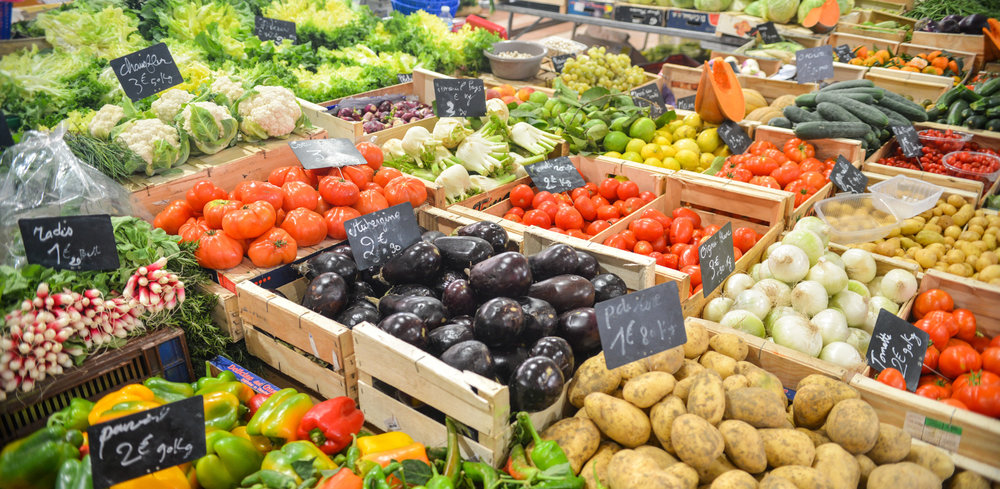 Fresh produce often has very short shelf lives, making the timely transport of the products critical to ensure freshness.