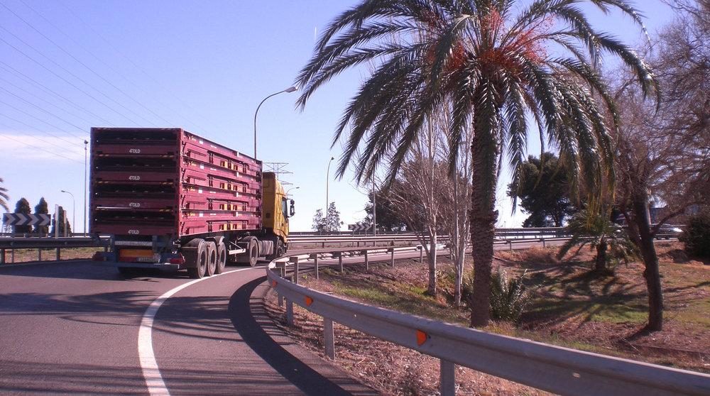 4Fold on truck.JPG
