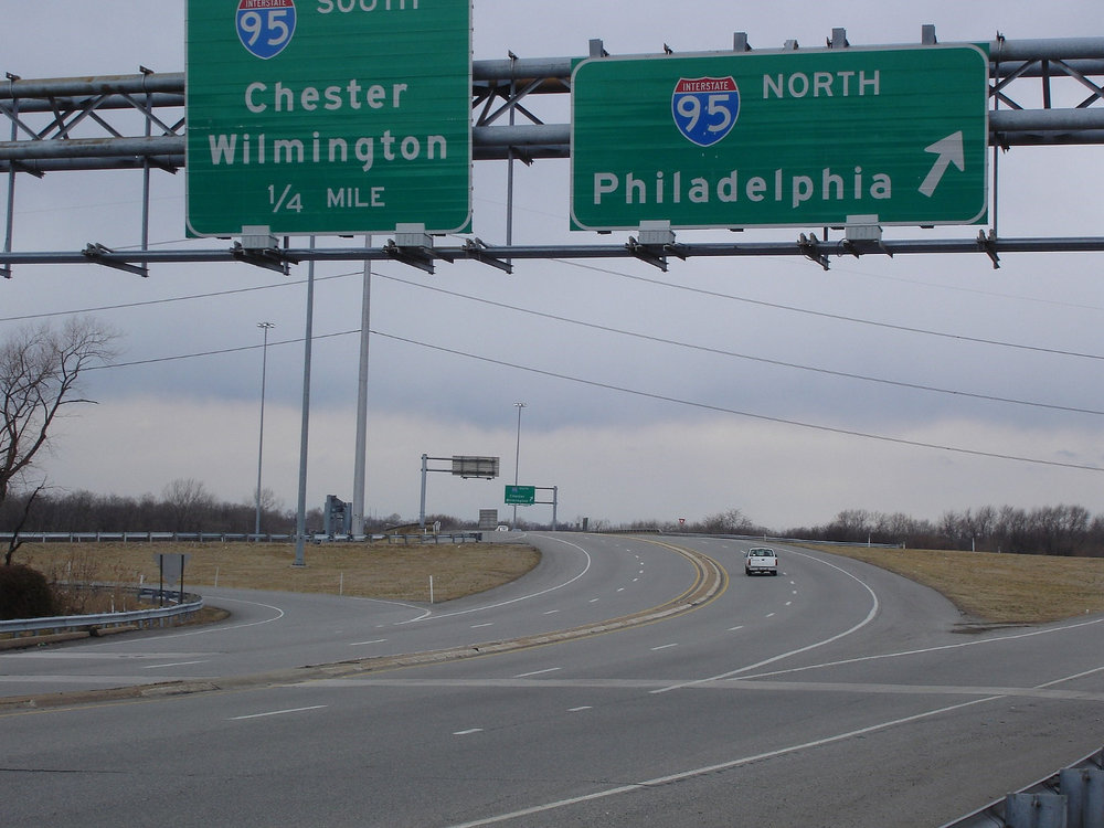 I95 in Phildelphia