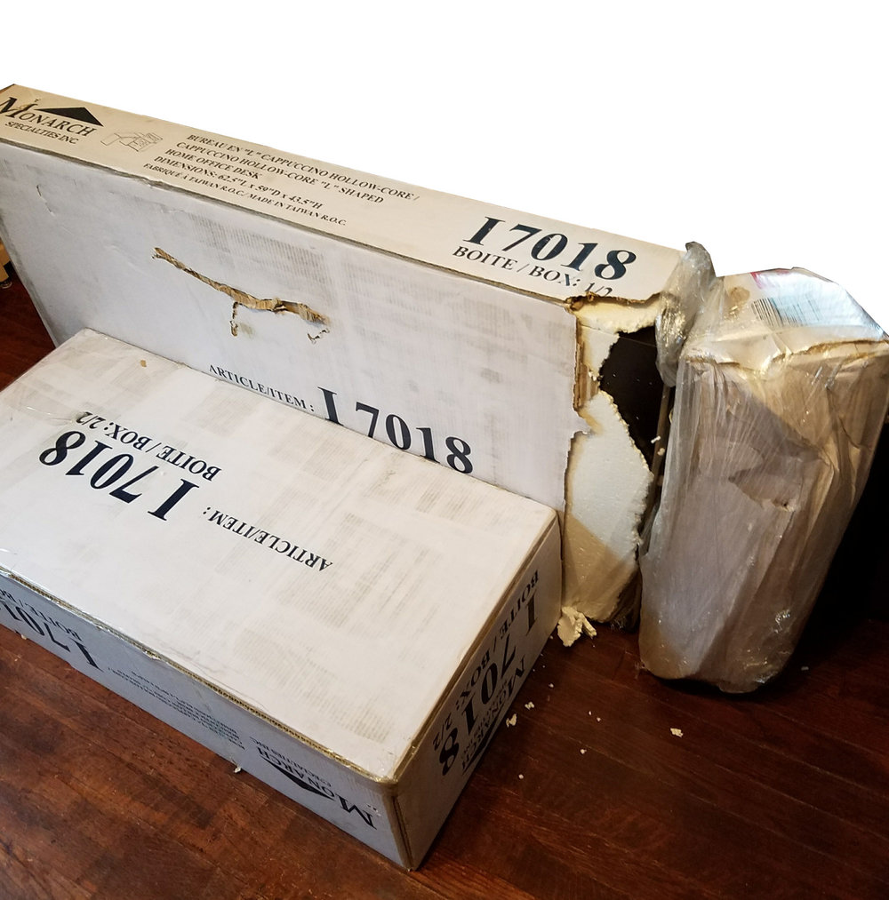 Honeywell and Intel's solution would identify potential damaged boxes before they arrive at customer locations.