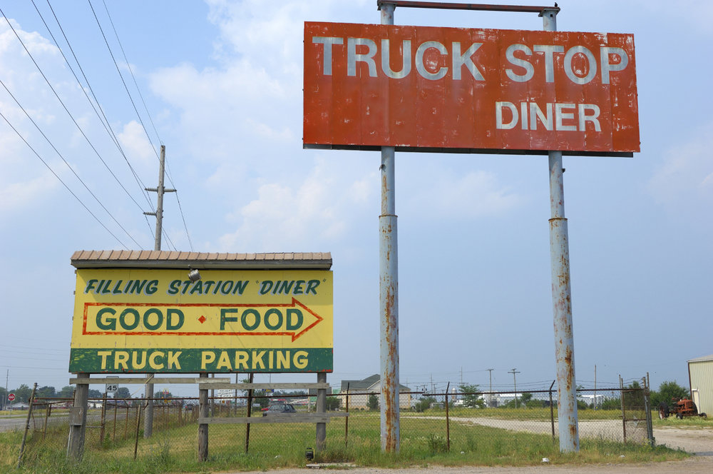 Truck stops are notorious for unhealthy food, but that is starting to change as more locations are offering healthier eating choices, evening allowing local farms to sell fresh fruit and vegetables. ( Photo: Shutterstock )